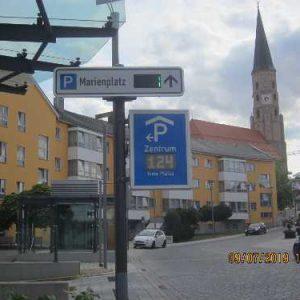 P Marienplatz 1